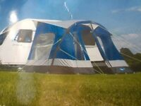 Kappa Air caravan Awning