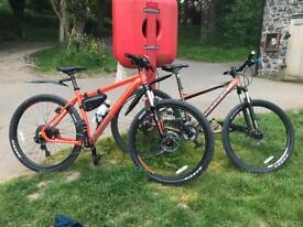 Voodoo hardtail mountain-bike forsale