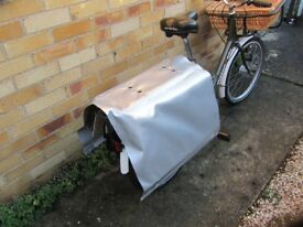 Cargo panniers extra large. New and unused.