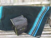 Marks and Spencer Coolbag an picnic blanket