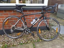 Trek Alpha 100 Series 1.5 H2 Bicycle 54cm - Almost New: Less Than 100miles on the clock!