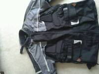 REDUCED FOR QUICK SALE Frank Thomas FIELDSHEER EXPERIENCE XP JACKET,TROUSERS AND QUILTED INNER