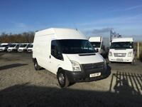 2014 FORD TRANSIT T350 LWB HIGH##1 OWNER FROM NEW##