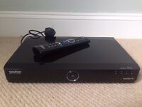 BT YouView Humax DTR-T1000 freeview set top box recorder - excellent condition