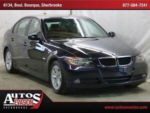 2008 BMW 323 CUIR + TOIT + BAS KILO