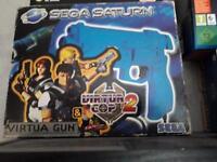 Sega Saturn and 110 games