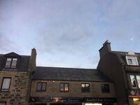 Premises to rent cross street Fraserburgh