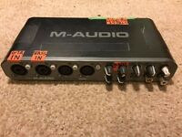 M-Audio Fast Track Ultra 6i/6o