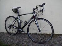 Trek Madone 5.2. carbon frame size 54cm Ultegra 10speed