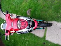 4 stroke 50cc moped scooter not 125 50 cc