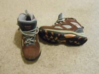 Hi Tec Walking boots size 4