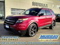 2014 Ford Explorer Sport 4WD 7 Passenger Option *Nav* *Wifi* *He