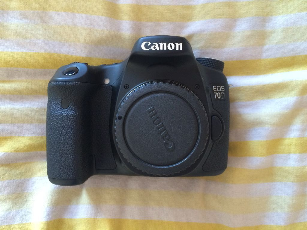 Canon 70d Body Eos Only In Leicester Leicestershire Gumtree 1024x768