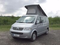 Auto Sleepers Trooper 2 berth campervan with electric elevating roof