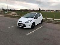 Ford Fiesta 1.25 Limited edition GTR