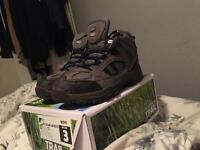 Boys child walking outdoor boots