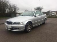 2003 BMW 318 Coupe Spares or Repair