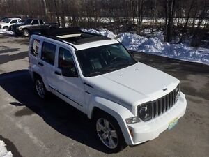 2012 Jeep Liberty Limited Jet Only 67500 km