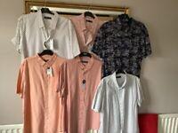 BNWT men's summer clothes