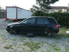 Mk4 Golf Breaking For Parts Only