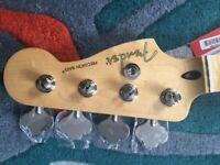 Brand new Fender Precision bass neck 2021