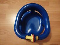 Safety 1st swivel bath seat - blue