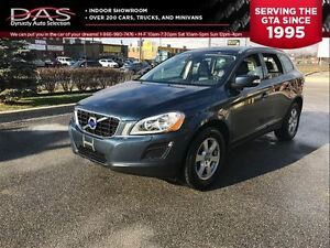 2011 Volvo XC60 3.2 Level 2 AWD LEATHER/SUNROOF/LOADED