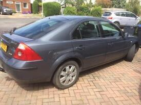 Ford Mondeo Zetec tdci 2005 only 74000 miles