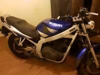 Suzuki gs500 k2 2003
