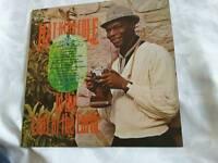 Nat King Cole Vinyl LP