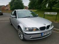 Bmw 320d 2l diesel 6 speed ,full leather