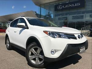 2015 Toyota RAV4 XLE Backup Cam Sunroof Bluetooth