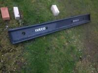 Iveco daily backboard
