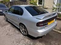Subaru legacy twin turbo 2002