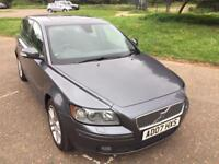 2007 VOLVO V50 D5 SE ESTATE AUTOMATIC DIESEL WITH 101000 MILES FROM NEW