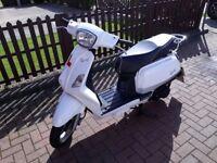 Peddy KSR Vertigo 125cc
