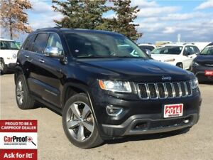 2014 Jeep Grand Cherokee *LIMITED*POWER LIFTGATE*REMOTE START