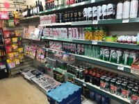 Off Licence/Newsagent shop for lease