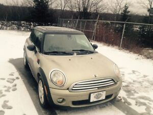 2009 Mini Cooper trade for side by side
