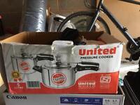5L pressure cooker - unused
