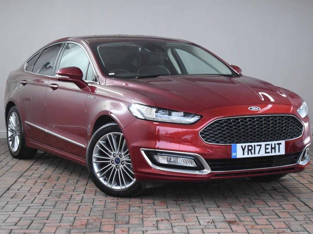 ford mondeo vignale 2 0 hybrid 4dr auto red 2017 in winsford cheshire gumtree