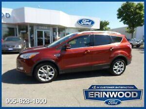 2014 Ford Escape Titanium - 2.0L ECOBOOST/LTHR/NAV/PROOF/REM STA