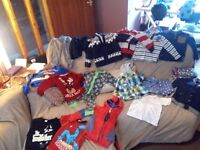 Bundle of boys clothes 2-3years