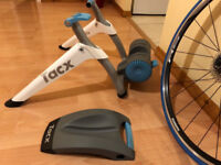 Tacx Vortex T2180 Smart Turbo Trainer (Plus Ant+ Dongle, USB extender and wheel)