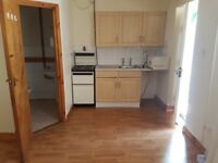 Small studio flat available to rent in Horfield. The rent includes council tax and water