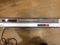Sony DVD player RDR-GX210
