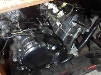 KAWASAKI ZZR 1200 ENGINE £450 Tel 07870 516938 Model year 2004 C1H