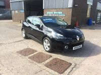 2015 RENAULT CLIO 1.5 EXPRESSION + ENERGY DCI STOP/START,ONLY 15000 MILES WARRANTED,5 DOOR,SUPERB,