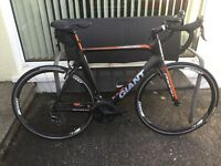 giant propel road bike for sale first class condition full carbon frame just serviced
