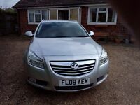 2009 Vauxhall Insignia SRI NAV 160CDT 5 Dr AUTOMATIC DIESEL ESTATE Low Miles 82,000 PS Front&Rear